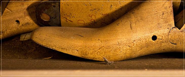 クロケット&ジョーンズ木型